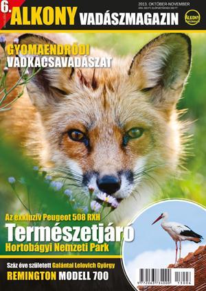 vadász újság, vadász magazin