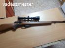 Eladó használt golyós puska Fég Gv 7,62x54 R Az ár lőszerrel