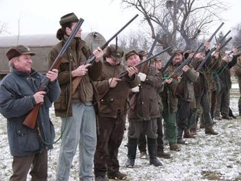 Ben vad vadászat 2014-ben
